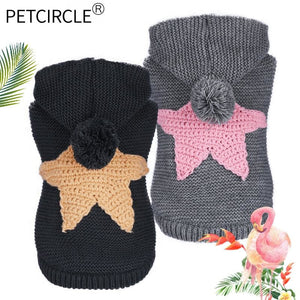 Pups! Star Sweater - 2 colours available - Pups Closet