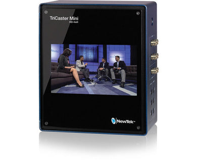 NEWTEK TRICASTER MINI ADVANCED HD-4 SDI