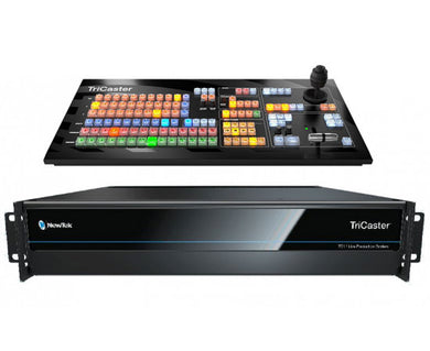 NewTek TriCaster TC1 Base Bundle with Small Control Panel