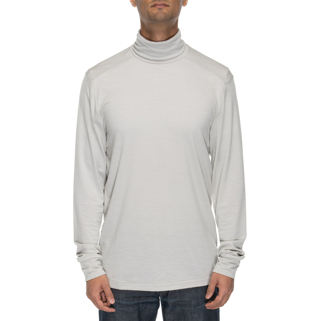 Merino Turtleneck | Sand