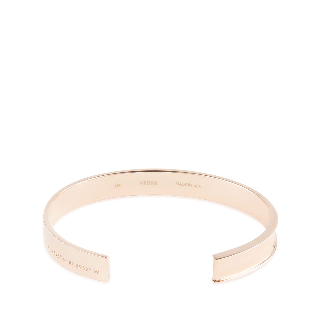 Chicago | 14K Rose Gold