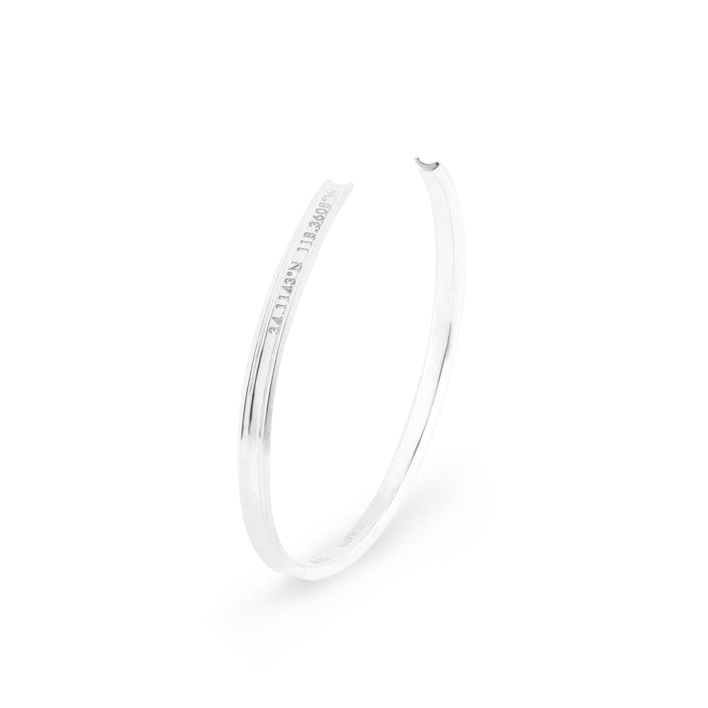 Los Angeles | 14K White Gold