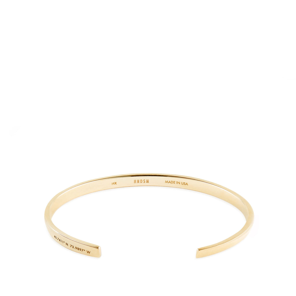 New York | 14K Gold