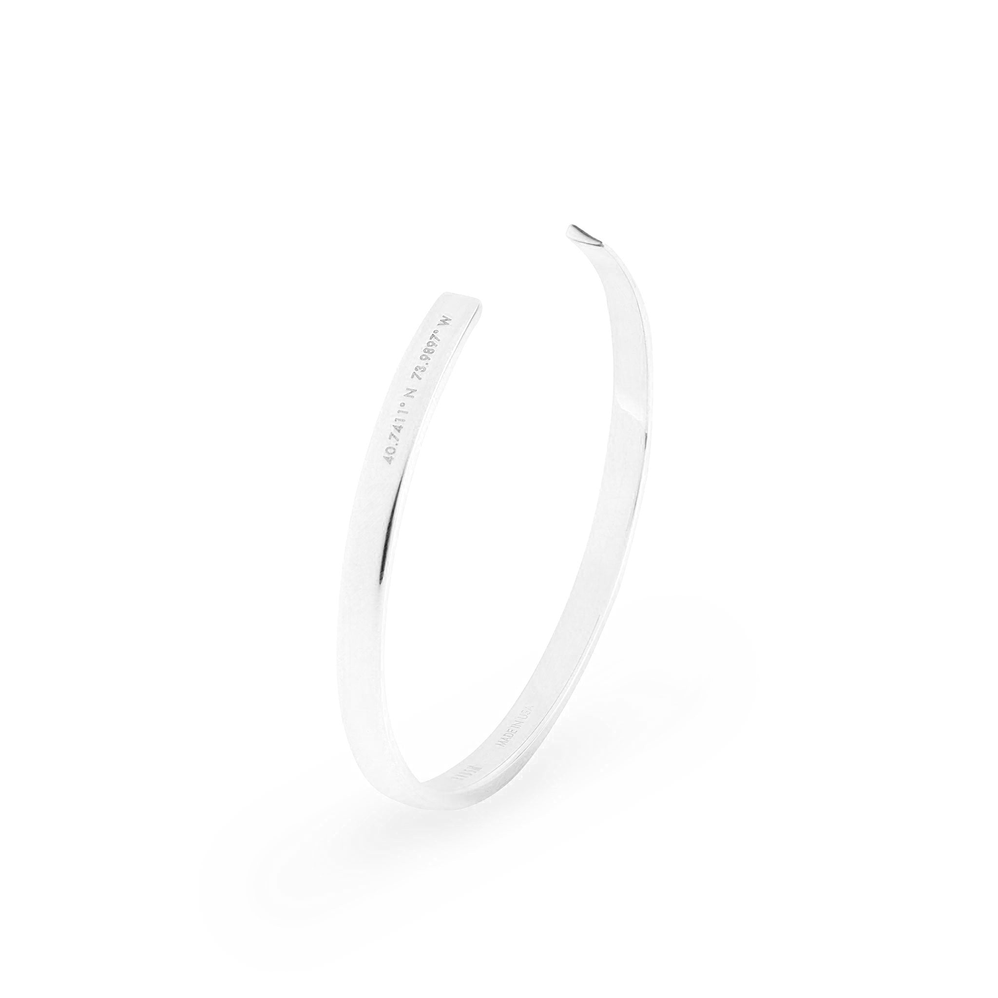 New York - 14K White Gold