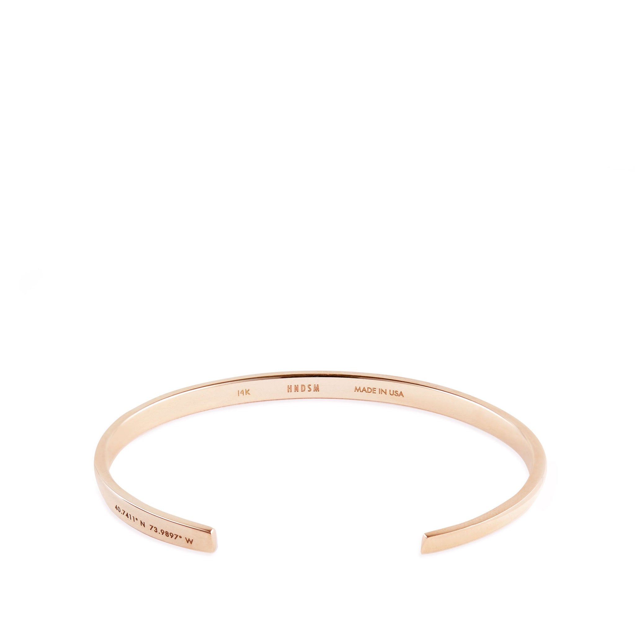 New York - 14K Rose Gold