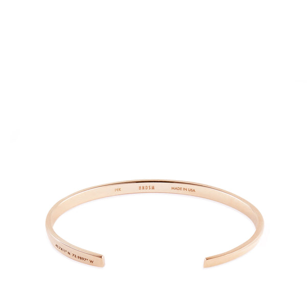 New York | 14K Rose Gold