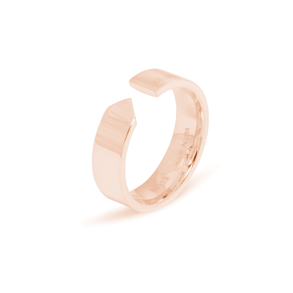 Paris Ring | 14k Rose Gold