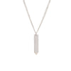 Paris Necklace | Polished Sterling Silver