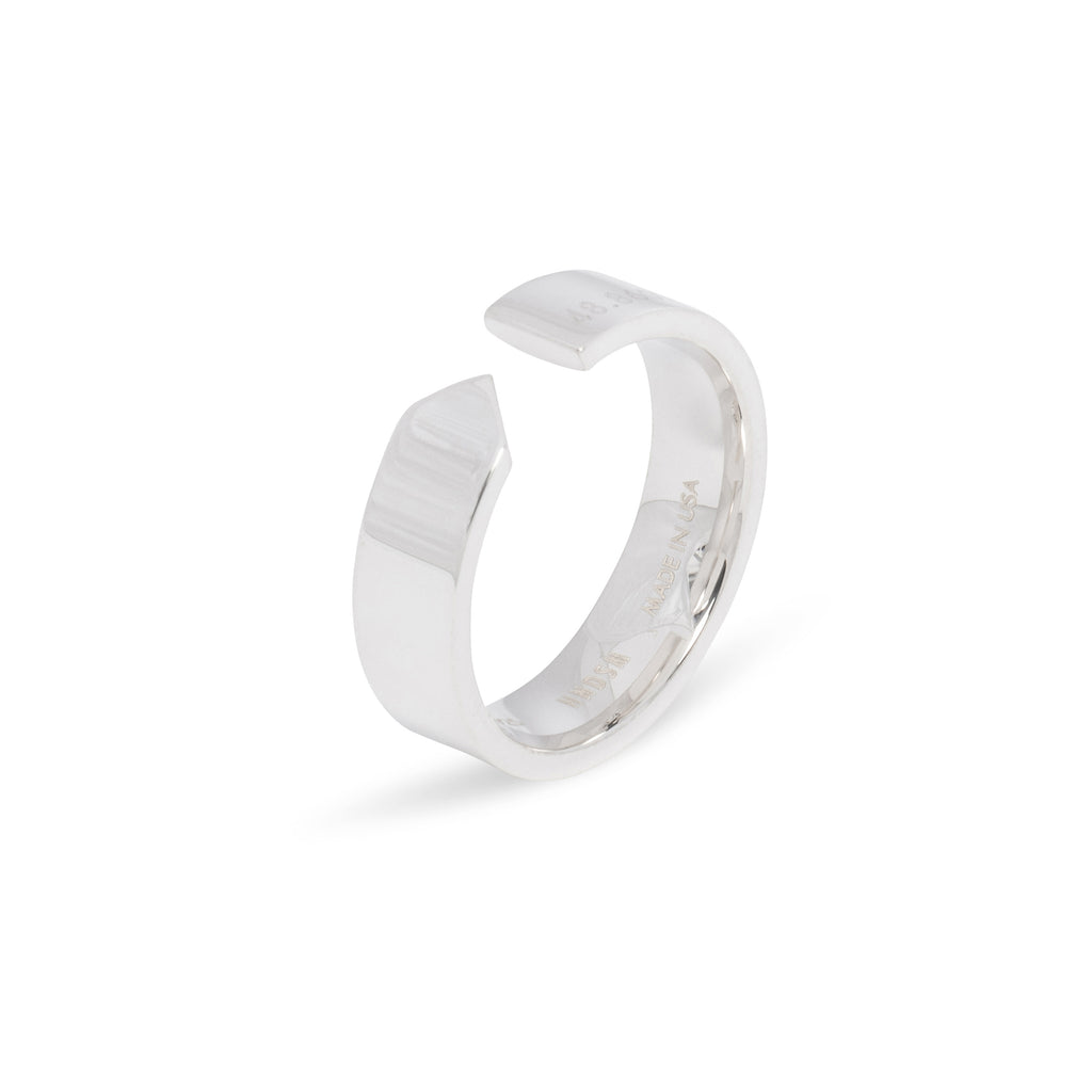 Paris Ring | Polished Sterling Silver