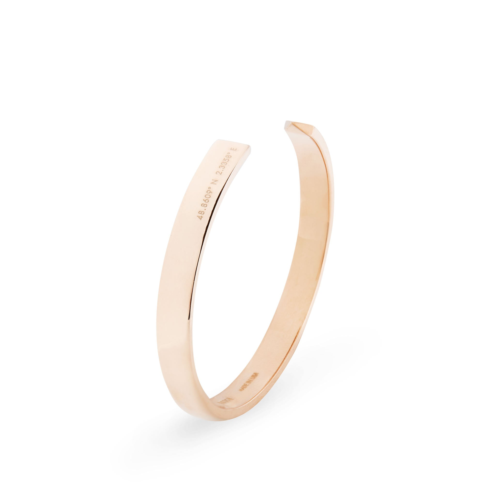 Paris - 14K Rose Gold