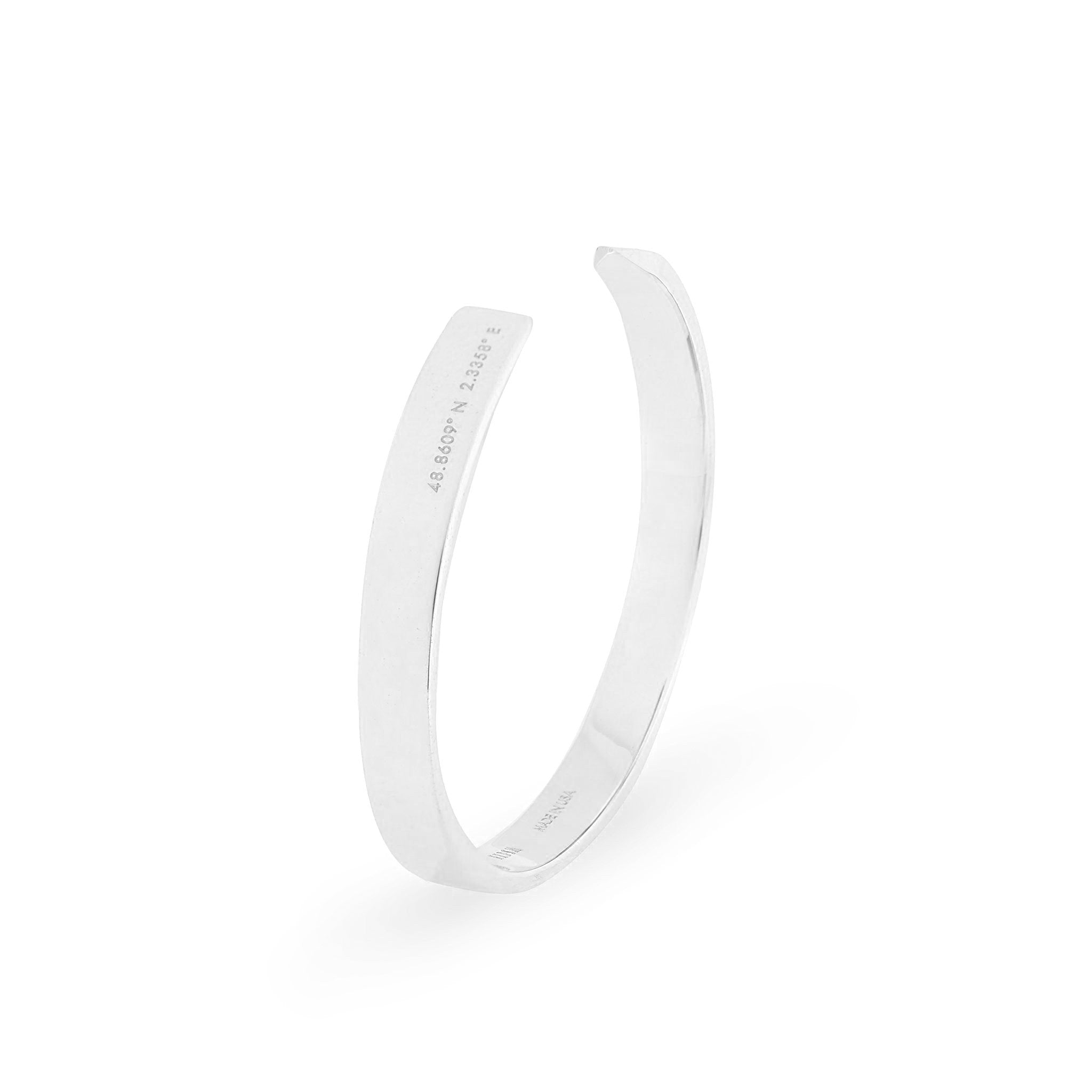 Paris - 14K White Gold