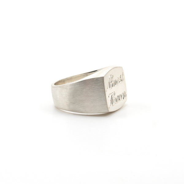 Kyoto Ring | Sterling Silver