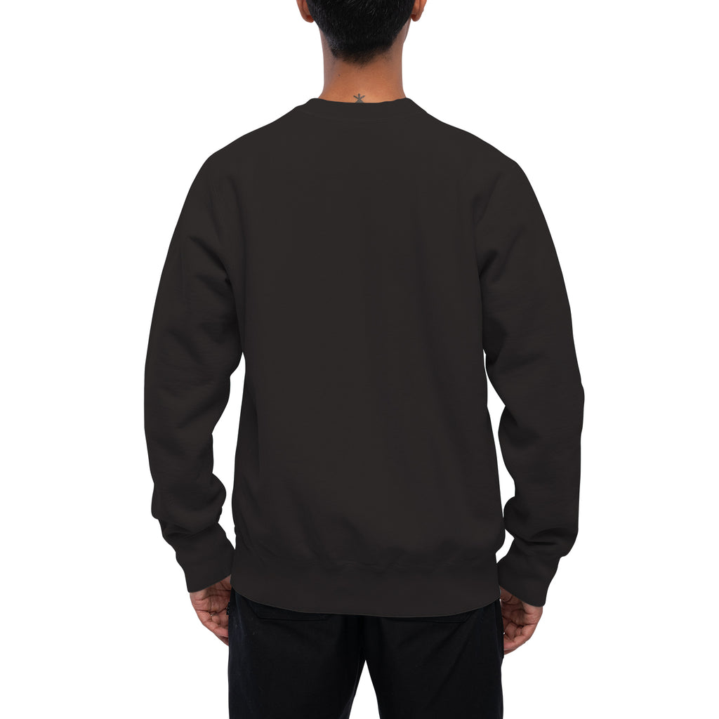 CREWNECK SWEATSHIRT | BLACK