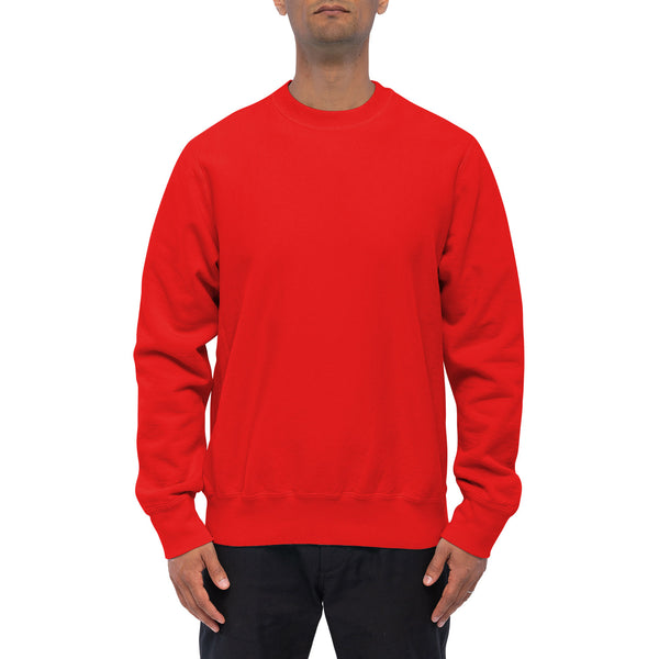 CREWNECK SWEATSHIRT | RED