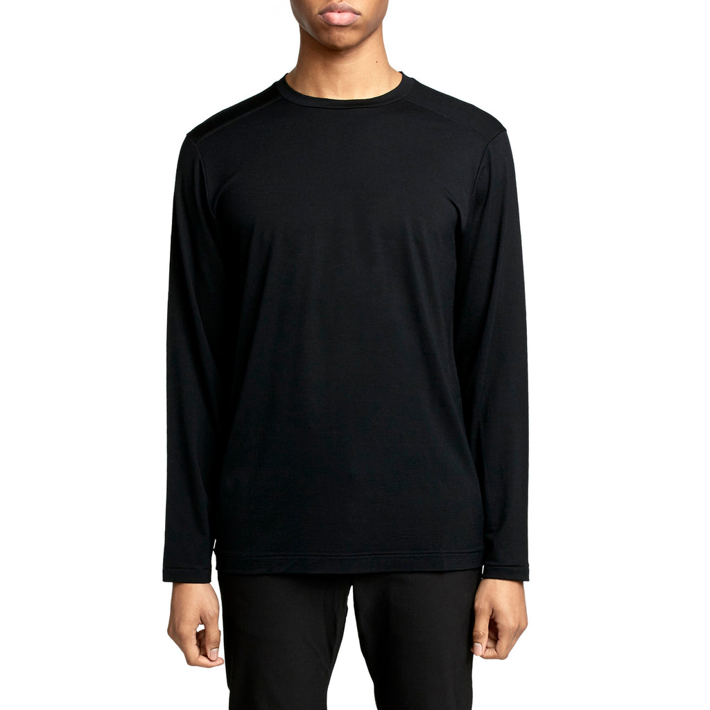 Merino Long Sleeve | Black