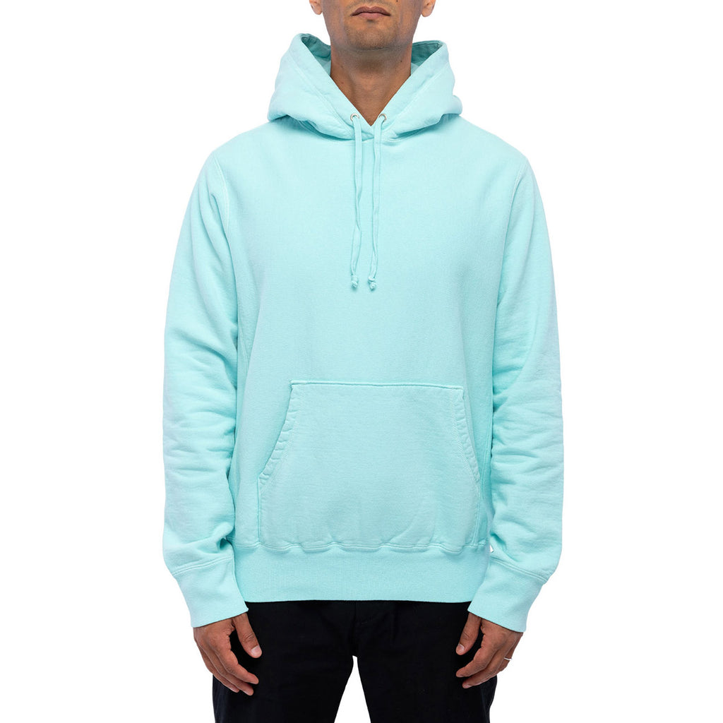 PRE-ORDER: HOODED SWEATSHIRT | ANGEL BLUE