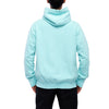 HOODED SWEATSHIRT | ANGEL BLUE