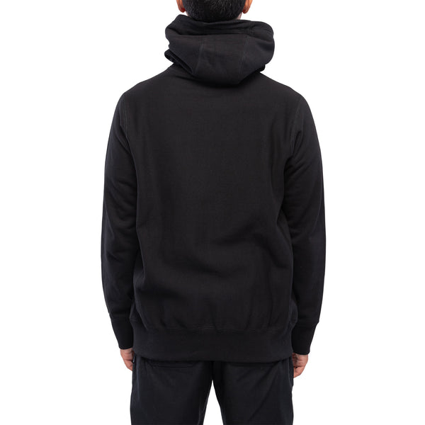 HOODED SWEATSHIRT | BLACK