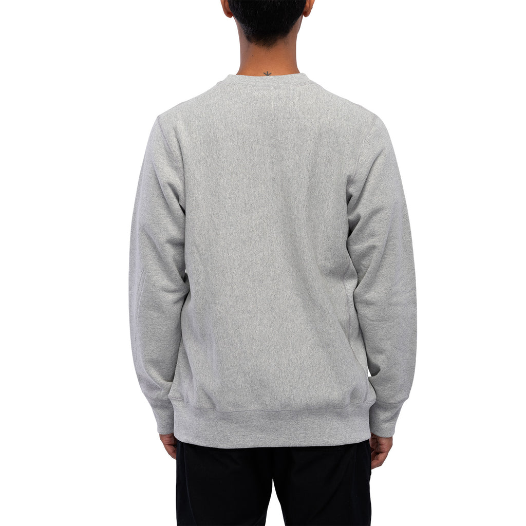 CREWNECK SWEATSHIRT | GRAY