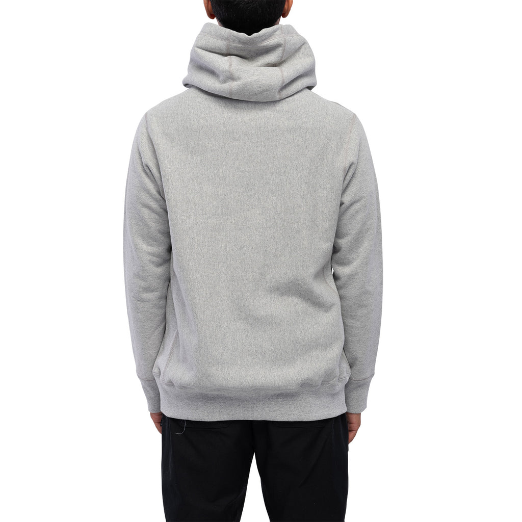 HOODED SWEATSHIRT | GRAY