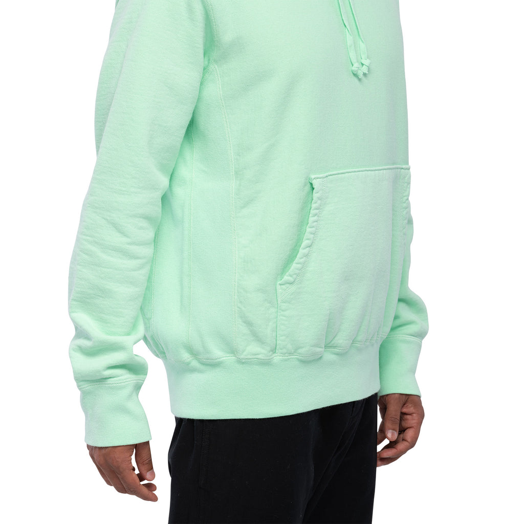 HOODED SWEATSHIRT | MINT