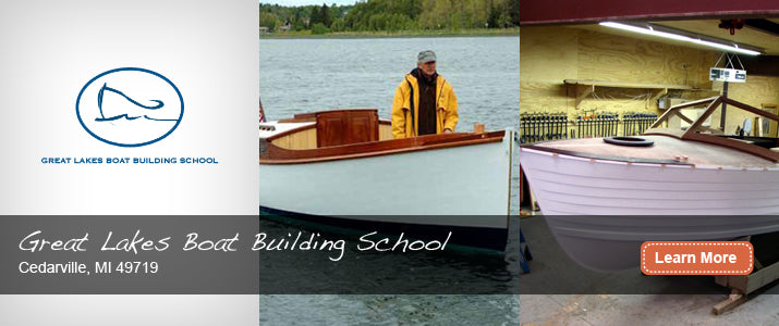 Great Lakes Boat Building School – MIUpperHand
