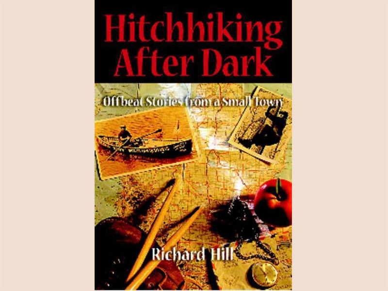 Two Books! Hitchhiking After Dark & Lake Effect