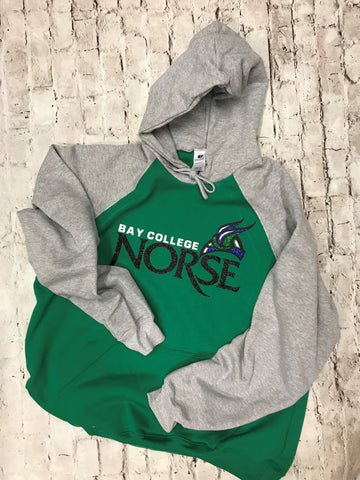 Bay College Norse Hoodie
