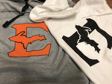 "Escanaba ""E"" Sweatshirt"