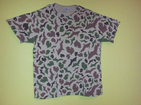 Camo UP & Great Lakes Shirt