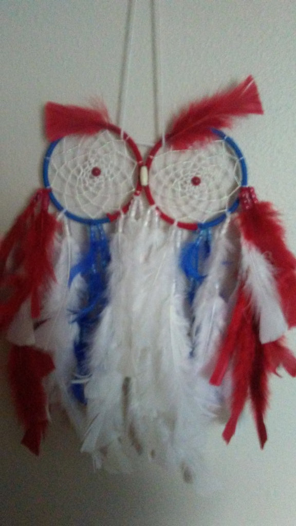 Larger Owl Dreamcatchers