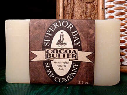 Cocoa Butter Specialty Soap