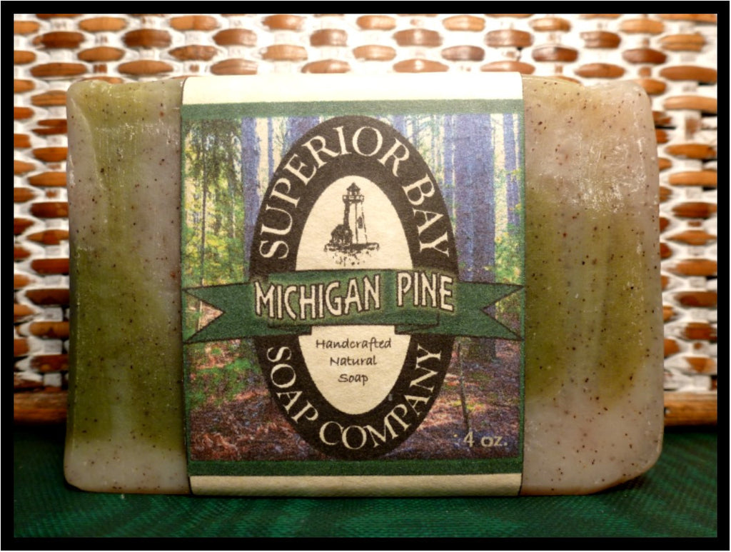 Michigan Pine Soap