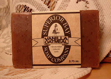 Vanilla Oatmeal Specialty Soap