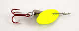 Trout & Panfish Spinners - Painted Blades