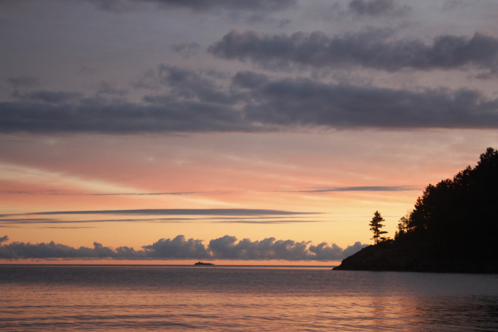 Little Presque Isle Sunrise - Print