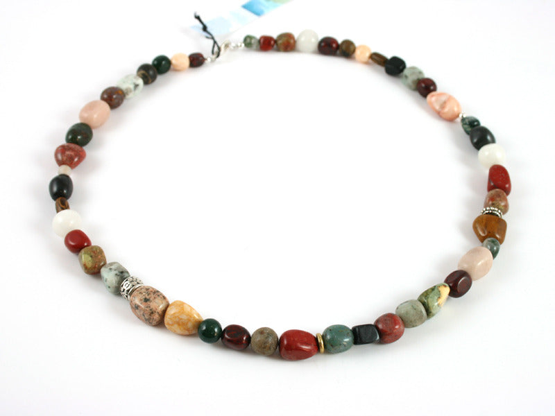 Lake Superior Beaches Necklace