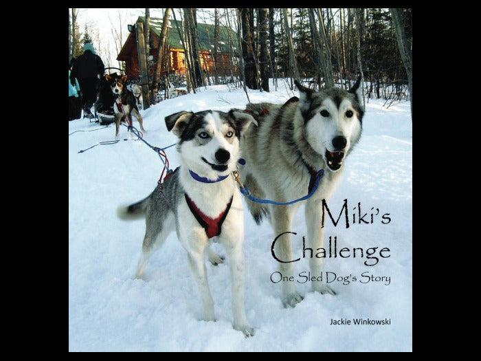 Miki's Challenge<br />(softcover)