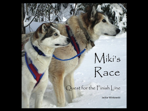 Miki's Race<br />(softcover)