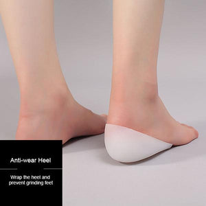 Invisible Silicone Heel Pads