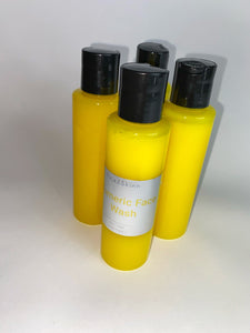 TURMERIC FACE WASH - FajaZboutique