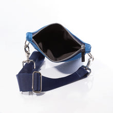 Blue Vegan Hipsack