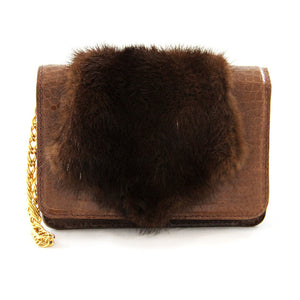Leather & Mink Apollo