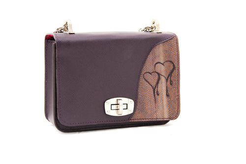 Bleeding Heart Medium Shoulder Bag