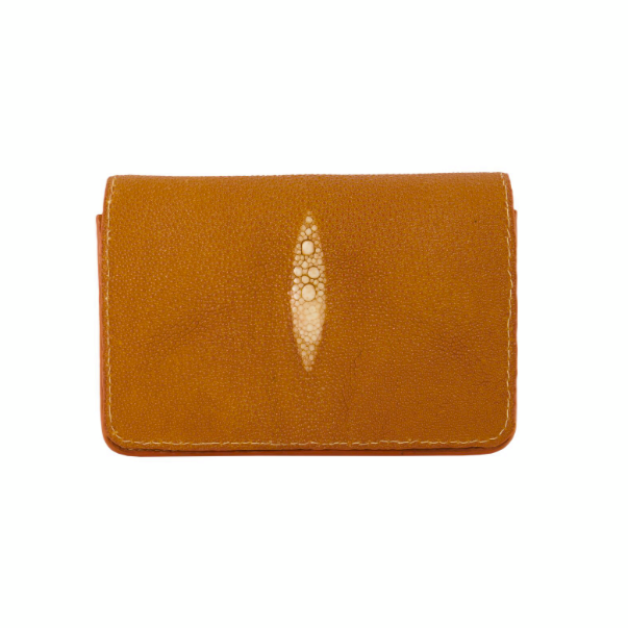 Orange Stingray Crossbody