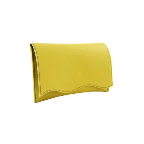 Chartreuse Yellow Clutch