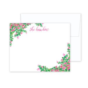 Bougainvillea Stationery