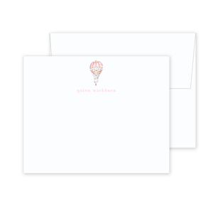 Hot Air Balloon Stationery