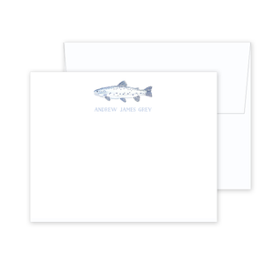 Trout Stationery