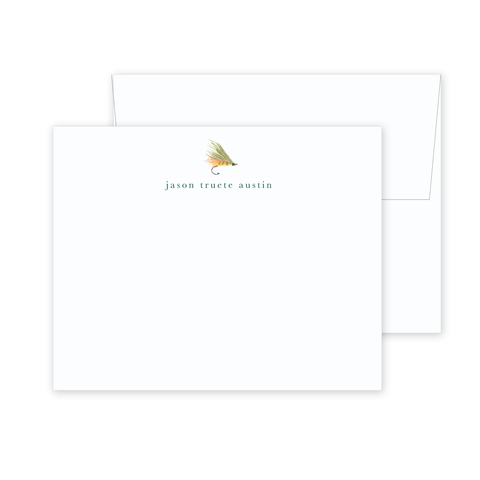 Fly Fishing Stationery
